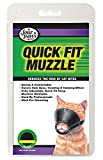 Four paws Small Ouick Fit Cat Muzzle by Four Paws