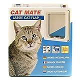 Cat Mate - Tapa Grande para Gato de 4 vías