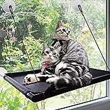Raytops Katzen-HÃngematte fÃr Fenster und Katzen langlebig mit 4 groÃen SaugnÃpfen hÃlt bis zu 18 kg