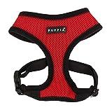 Soft Harness - M, Rojo