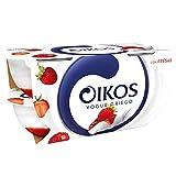 Oikos con Fresas 4x110 g