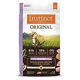 Instinct Receta Original sin Grano Natural seco Cat Alimentos por la Naturaleza de la Variedad