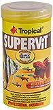 Tropical Supervit Premium - Comida para Todos los Peces Ornamentales, 1 Unidad (250 ml)