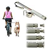 Karlie WalkyDog Plus - Sistema Manos Libres para Llevar a Perros al Andar en Bicicleta