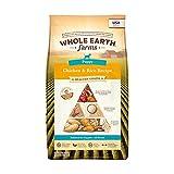 Todo Tierra Granjas para Perros seco Adultos Alimentos, 12Libras.