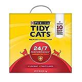 Purina Tidy Cats 24/7 Performance Clumping Cat Litter - Caja de 40 LB
