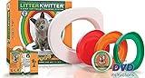 Doogie Stuff Litter KWITTER LK1 - Sistema de Entrenamiento para Gatos