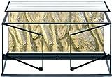 Exo TerraTerrarioGrande Wide de 182 L,90 x 45 x 45cm