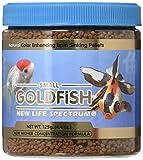New Life Spectrum Small Gold Fish Formula 1mm Sinking Pellets Natural 150grams