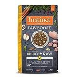 Naturaleza de la Variedad Instinct Raw Boost seco sin Grano Cat Food
