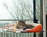 Kitty Cot Original Cat Perch - Asiento para cama con ventana