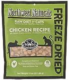 Noroeste Naturals Freeze Dried Raw Dieta para Gatos (Pollo, 11oz)