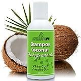 Champú de Aceite de Coco para Perros & Gatos 250ml - Árbol de Té Etéreo & Aceite de Romero - Nutriente - Fácil de Peinar - Olor Agradable