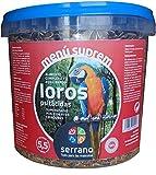 Serrano A-02305 Cubo 5.5 L Suprem Loros - 3 Kg