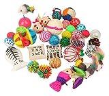 Fashion's Talk paquete con juguetes para gato variados, 20 unidades