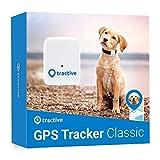 Tractive Localizador GPS para perros - Rastreador con rango ilimitado