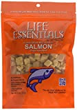 CAT-MAN-DOO Life Essentials Freeze Dried Wild Alaskan Salmon Cubes Cats Dogs 2oz