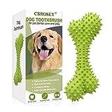 CBROSEY Cepillos de Dientes para Perros,Juguetes Perro Masticar, Dog Toothbrush,Limpieza De Dientes De Perro, Cuidado Dental De Los Cachorros, Cuidado Bucal Dental para Perros