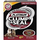 Brazo y Martillo Multi-Cat Clump & Seal agrupamiento Litter