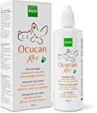 Ocucan Rex Limpiador de Oídos para Perros y Gatos Eficaz contra la Suciedad, 100 ml