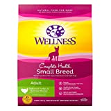 Bienestar Total Salud Natural Seco Pequeño Raza Perro alimentos