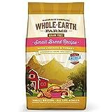 Whole Earth Farms Todo Tierra Granjas pequeñas Raza Grano Libre Receta Pet Food