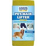 Gonzo elevador de pelo–quitar de mascota Perro, Gato Pelo de muebles, alfombras, ropa de cama, prendas de vestir–1Esponja