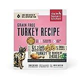 The Honest Kitchen dehydrated Grace grano Free Turkey Recipe Pet Cat Food 2lbs