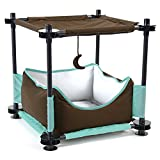 Kitty City Steel Claw Sleeper Cat Bed Furniture by Kitty City