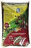caribsea Eco-Complete 20-Pound plantados Acuario, Negro