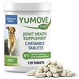 Lintbells YuMOVE - Perro Adulto | Suplemento Esencial de Cadera y articulación para Perros rígidos, de 5 a 7 años, 120 tabletas