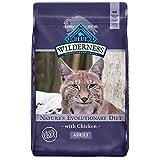 Azul Buffalo Wilderness Alta proteína seco Adulto Gato Alimentación
