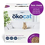 Healthy Pet okocat Natural Madera Litter Largo Pelo Razas agrupamiento