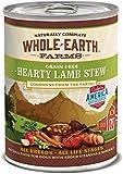 Whole Earth Farms Todo Tierra Granjas Grano Libre Hearty Stew