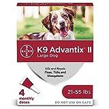 K9 Advantix Ii Red 2.5ml 21 - 55lb 4pk