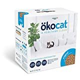 Healthy Pet ökocat Natural Madera Cat Litter, agrupamiento