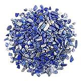 WAYBER - Piedras Decorativas para acuarios, terrarios, Jardines, macetas, Cristales, jarrones o decoración de jarrones (0,9 Libras, 410 g)