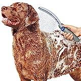 Waterpik PPR-252 Accesorio para ducha, limpieza rápida y fácil en casa del perro, azul/gris, 2.5 GPM