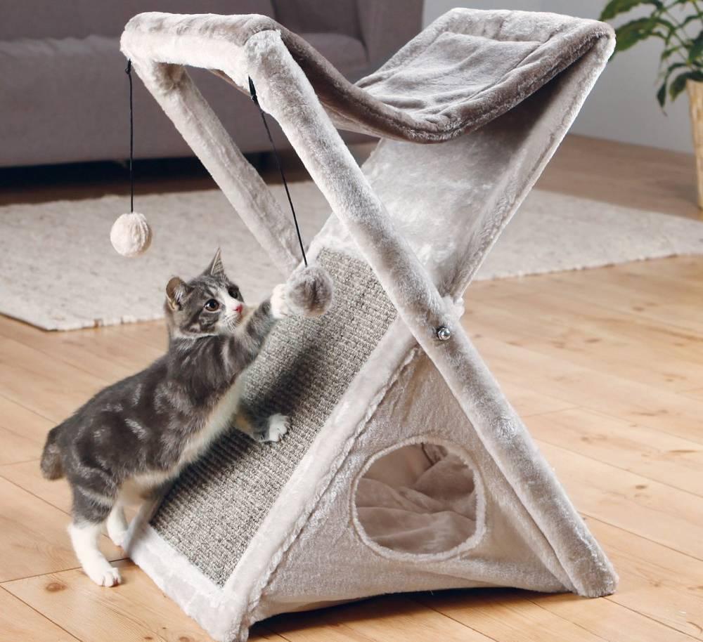 Mejores postes rascadores para gatos de 2019 (análisis) 9