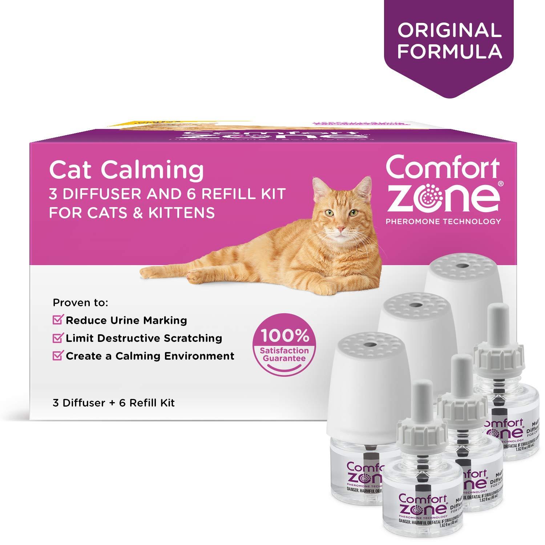 Feliway - Una herramienta útil para ayudar a tratar el estrés en gatos