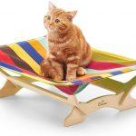 hamaca para gatos catoneer