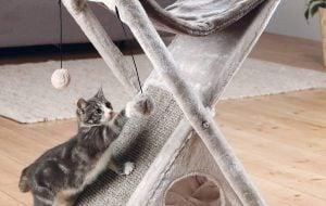 Torre para gato para plegar y guardar Miguel de Trixie 3