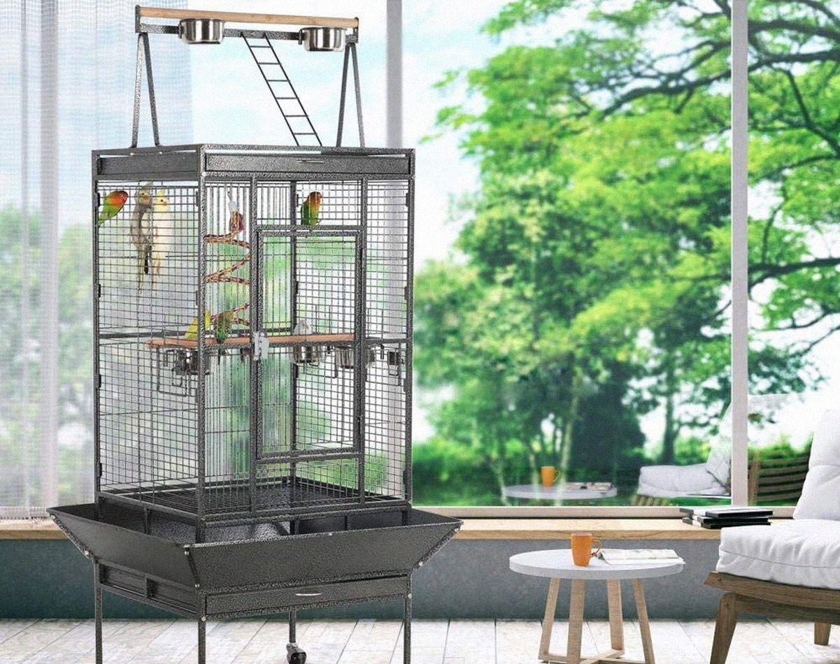 mejores jaulas para pájaros