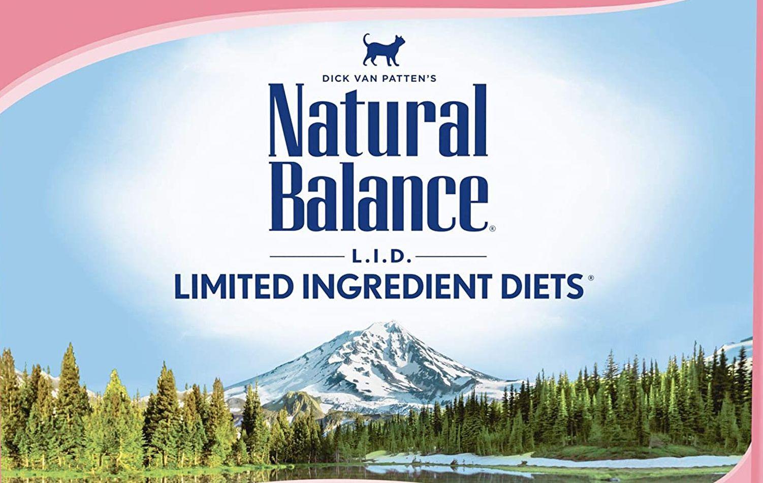 Análisis de la comida para gatos Natural Balance 1