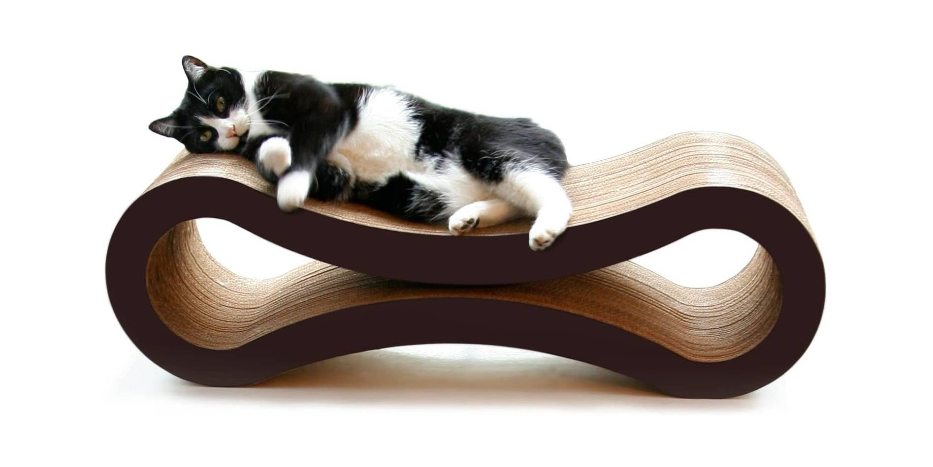 Rascador Ultimate Lounge para gatos de PetFusion 1