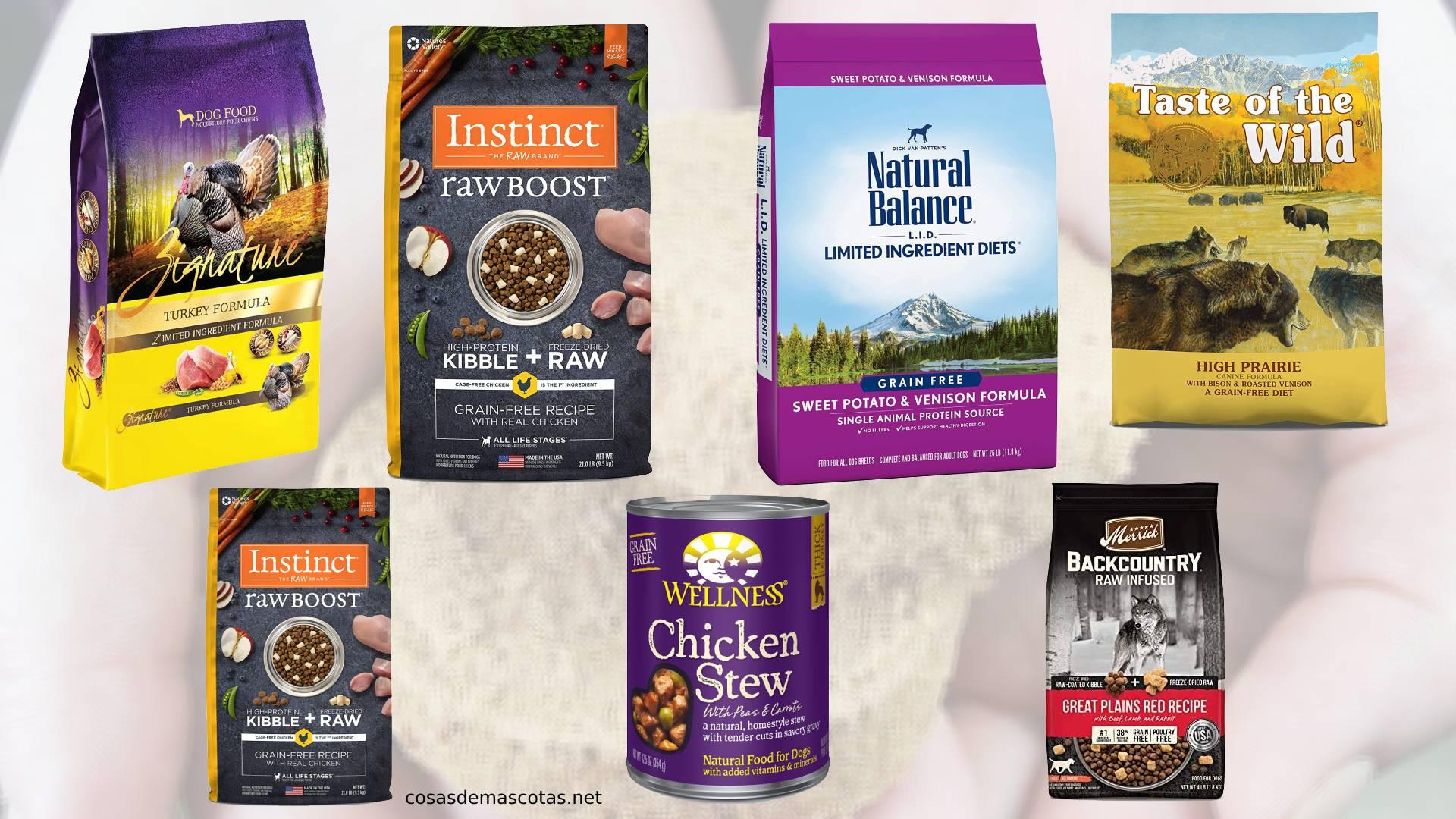 Mejor comida para perras embarazadas [year] (análisis) 1