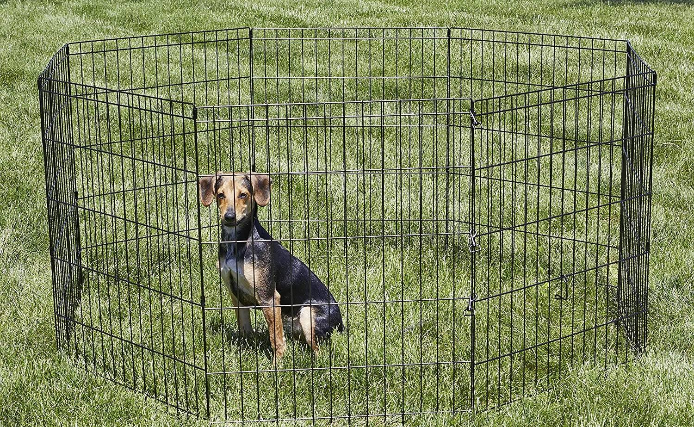 Mejores vallas portátiles para perros para RV [year] (análisis) 1