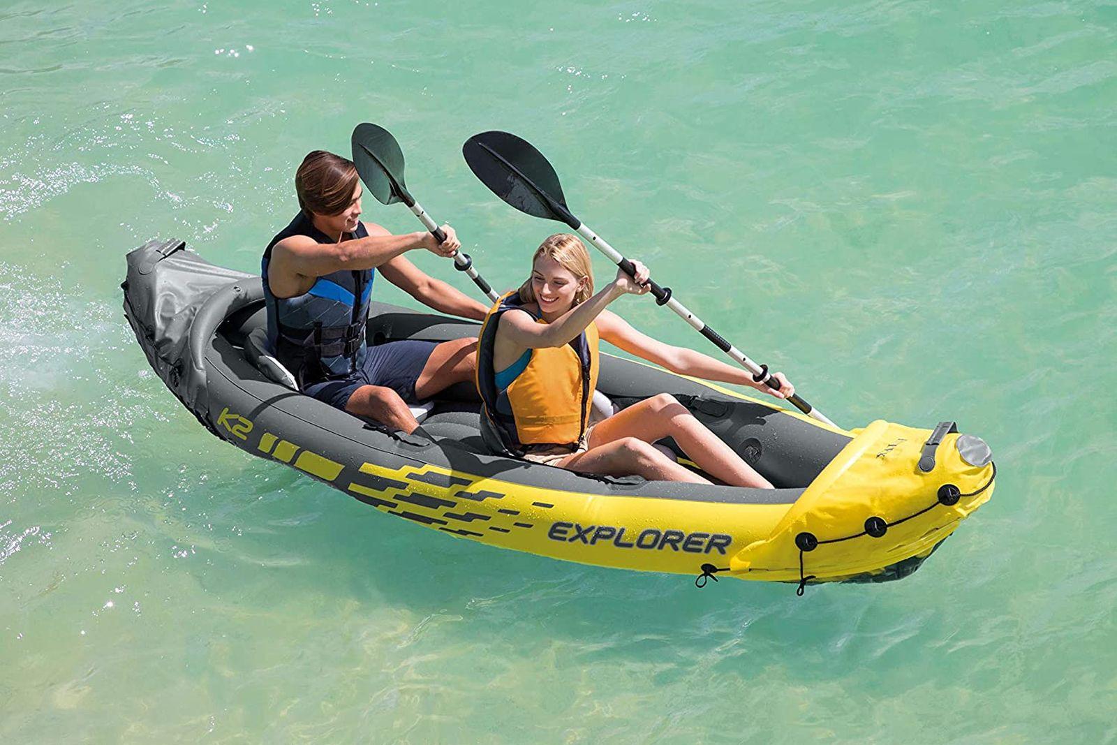 kayaks para perros
